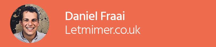 Daniel Fraai, Letmimer.co.uk