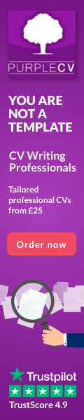 Purple CV - CV Writing Services